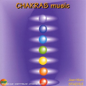 CD Chakras Music, Jean-Marc Staehle