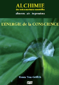 Dvd Les 3 nourritures (Aliment, Air, Impression), Ennea Tess Griffith