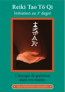 Dvd d'Initiation au 3ème degré du Reiki Tao Tö Qi, Ennea Tess Griffith