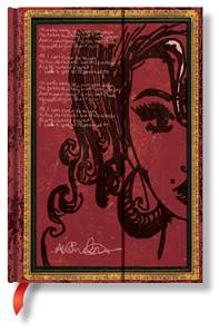 Carnet Paperblanks Amy Winehouse, Tears Dry - Ligné | Midi